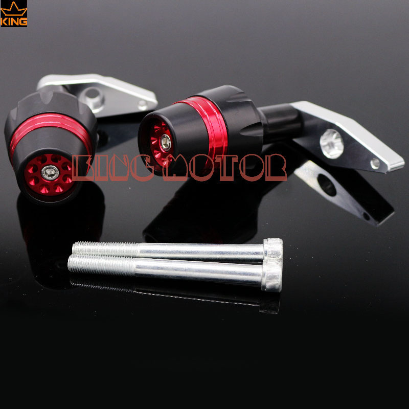 Aliexpress.com : Buy Motorcycle Accessories Frame Sliders For ...