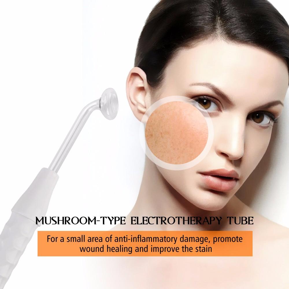 4 в 1 высокой частоты дарсонваль спот угорь антивозрастной для лица волос для тела массажер уход за кожей лица спа красота устройства машины
