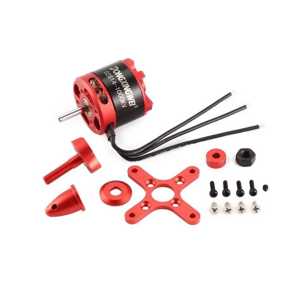 1000KV per condotto condotto per Details about  /Motore brushless 1550KV 1200KV