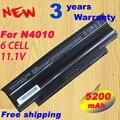 Bateria de 6 células para dell inspiron n3110 m5030 n5030 n5040 n5050 n4120 n4050 m5040 m501 m501r 312-1201 frete grátis