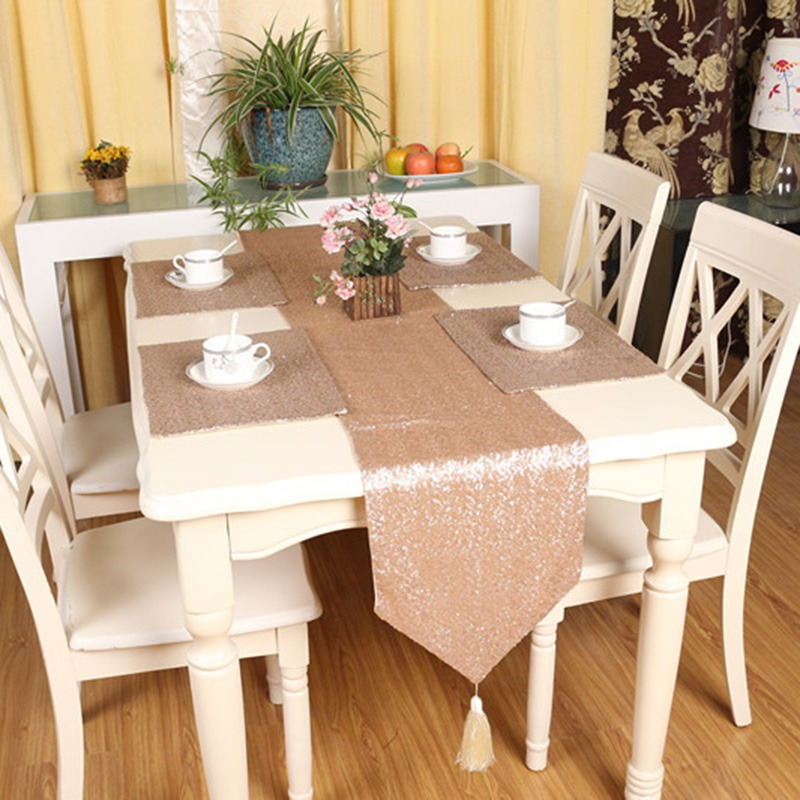 Compare Prices on Dining Table Runners- Online Shopping/Buy Low ...