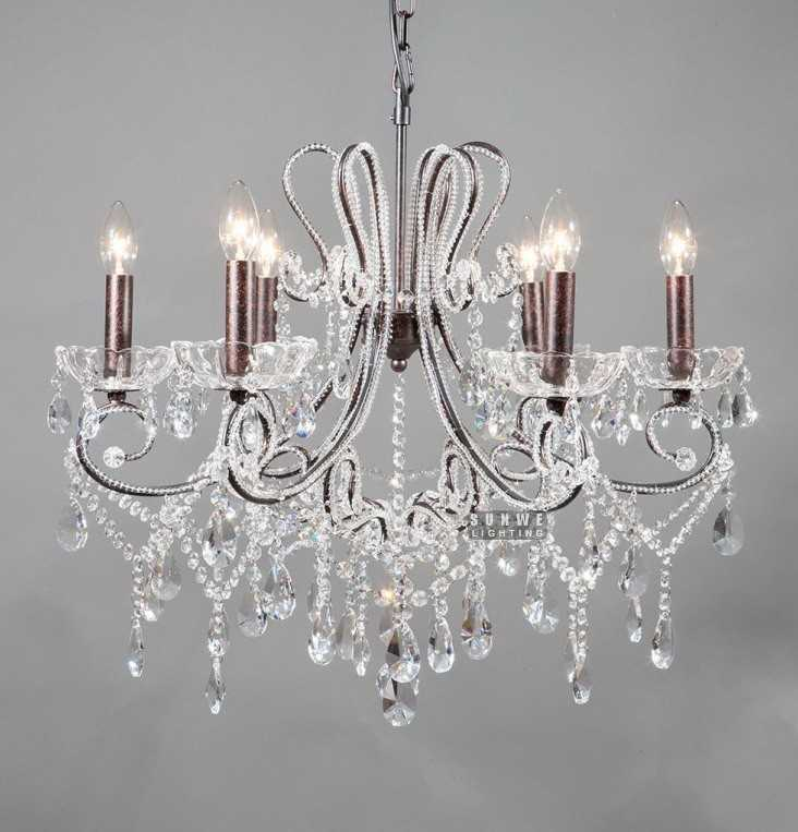 Shabby chic lampadari girls room lampadario lampadario for Accessori lampadari