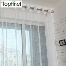 New bird nest tulle window curtain finished blinds modern sheer curtains for living room the bedroom kitchen screening