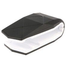 Универсальный зажим крокодил приборной панели автомобиля мобильный телефон GPS держатель подставки, белый