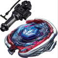 1 Set BB105 Beyblade Big Bang Cosmic Pegasus Pegasis F:D w/ GRIP LAUNCHER & RIPCORD Fusion Fight Masters Power Launcher