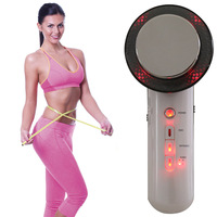 EMS Body Slimming Massager Weight Lose Anti Cellulite Fat Burner Galvanic Infrared Ultrasound Cavitation Therapy