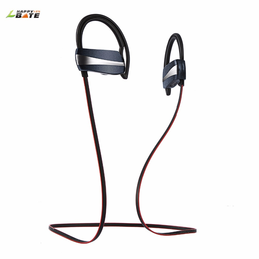 Bluetooth Headphones  with Mic  Earphones Wireless Headset for Driving Running True HD Sound Stereo Earpiece IPX5 Waterproof a01 bluetooth headset v4 1 wireless headphones noise cancelling with mic handsfree earpiece for driving ios android