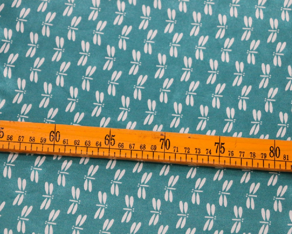 "Suitable For Lining Or Novelty 1m Blue Satin Fabric 60"" Width"