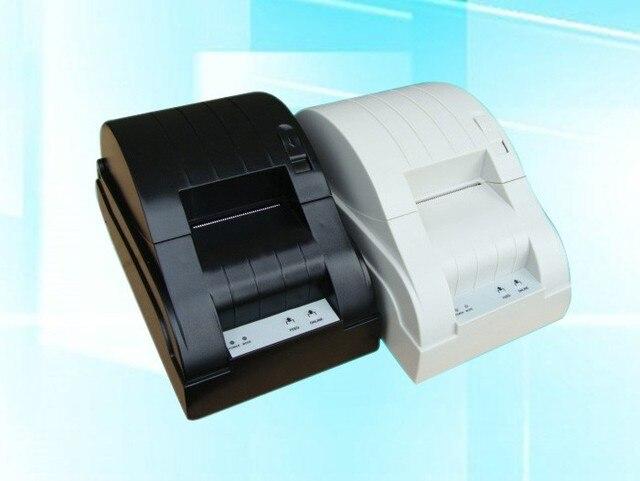 Новый портативный 58 мм чековый поз параллельный LPT порт билетов принтеры pos58 поддержка LPT печать