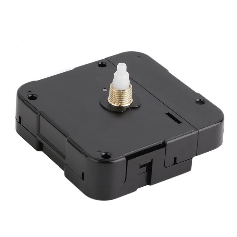 Kit de pièces de réparation de mécanisme | Nouveau Quartz noir horloge murale de haute qualité pour mouvement WN0410