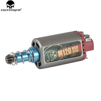 EMERSONGEAR M120 High Speed Motor Electric Motor Machinery Long Axis For M16 M4 MP5 G3 P90
