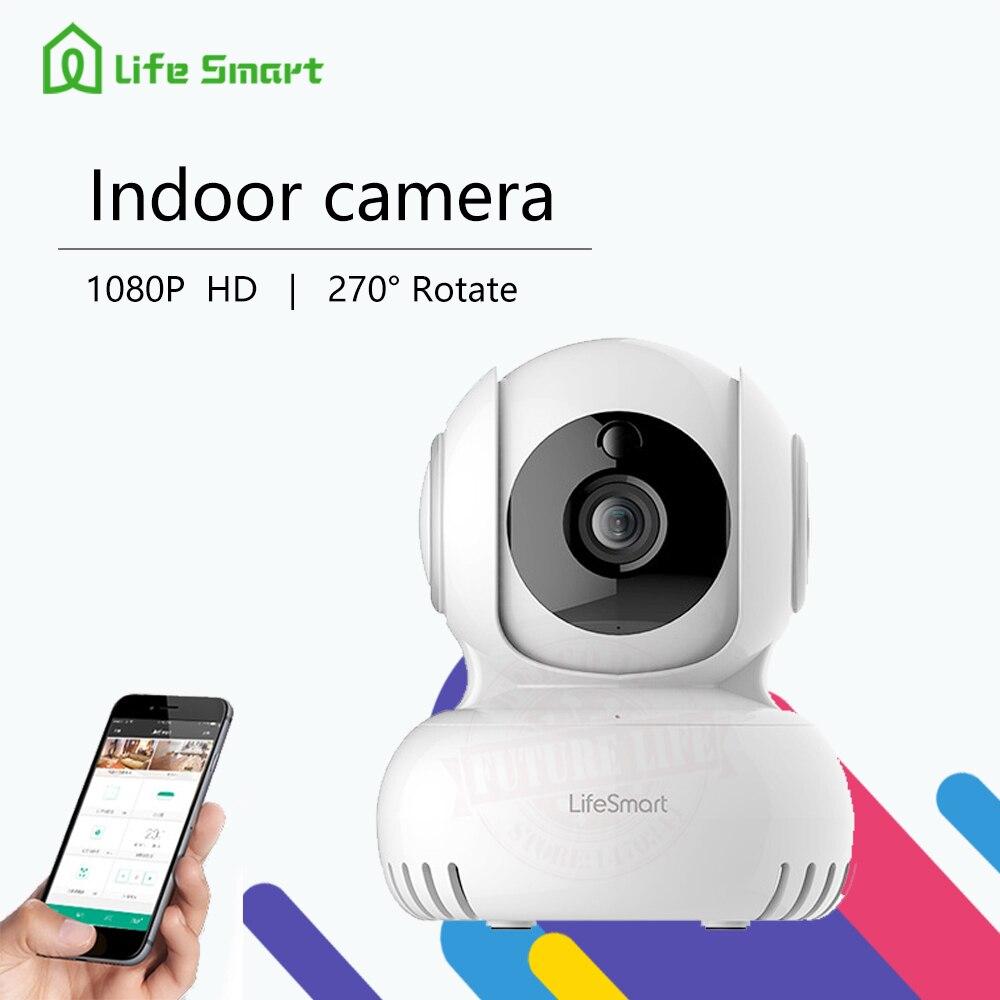 2017 lifesmart wireless cctv 1080 p hd de la cámara wifi de casa inteligente de