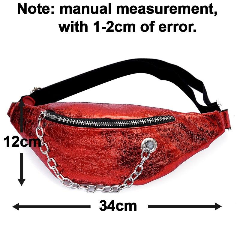 Bag Belt NEW Waist Pack Brand Waist Bag Matte Material Fanny Pack Laser Purse Translucent Reflective Chest Waist Bag Fanny Pack
