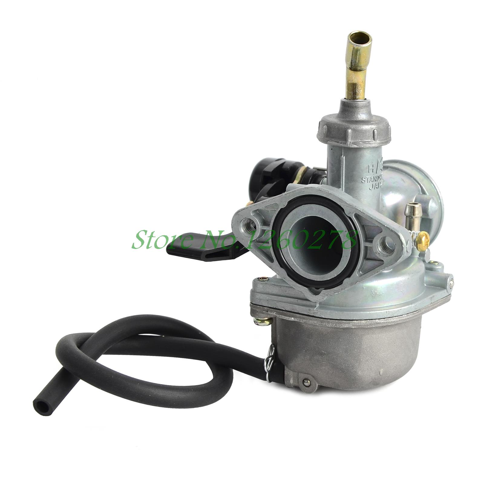 Motorcycle Carburetor for Chinese Dirt Bike 50cc 70cc 90cc 110cc 125cc Dirt Bike SCOOTER BIKE ATV envy ats dirt scooter red brand new complete