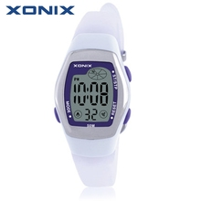Hot!!! XONIX Fashion Women Sports Watches Waterproof 50m Ladies Jelly Digital Watch Swimming Diving Reloj Mujer Montre Femme AR