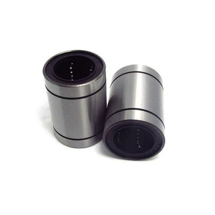 500pcs lot LM10UU 10mm precision linear ball bearings cnc parts 10x19x29 mm