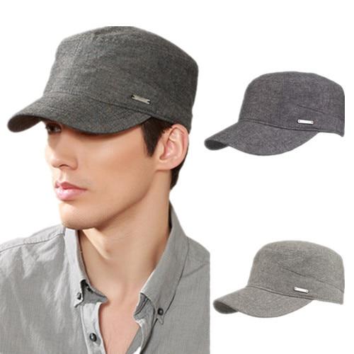 New Kenmont Hat Military Hats Summer Unisex Men 100% Cotton Visor Sun Beach  Sport Army Caps Adjustable Black Coffee 3057 9b502a61ecf