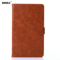 Cover Case For Samsung Galaxy TAB S 8 4 T700 PU Leather Coque With Anti Dust