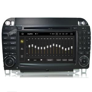 Image 3 - Android 10 7 นิ้วเครื่องเล่นวิทยุสำหรับรถยนต์ Mercedes Benz/S320/S350/S400/S500/w220/W215/C S Class 4G RAM 3G/4G WIFI วิทยุ GPS