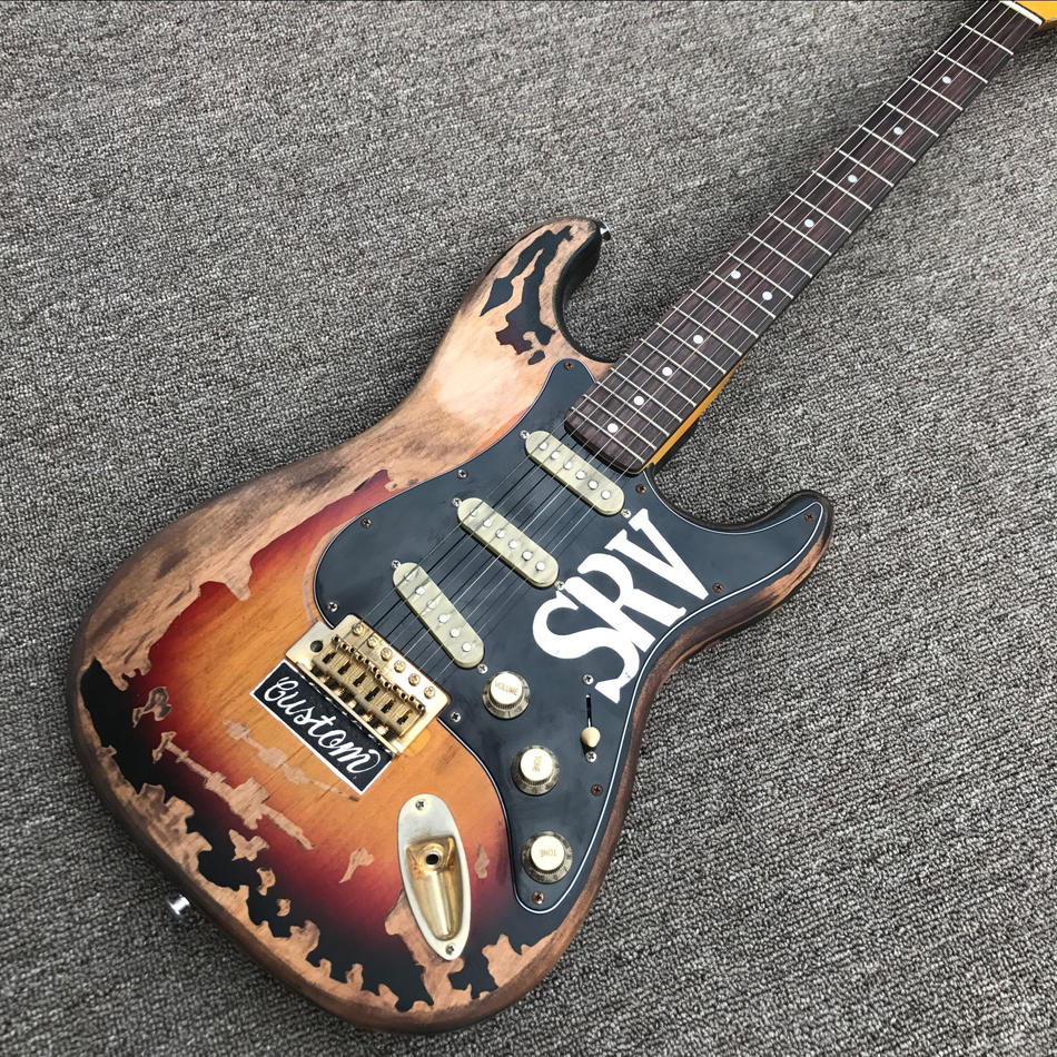2017 new style electric guitar we can make various models of relic electric guitar price most. Black Bedroom Furniture Sets. Home Design Ideas