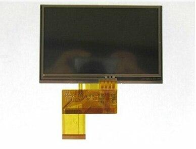 New 4.3 inch 40 PIN LCD screen TM043NDH02 free shipping free shipping original 9 inch lcd screen cable numbers kr090lb3s 1030300647 40pin