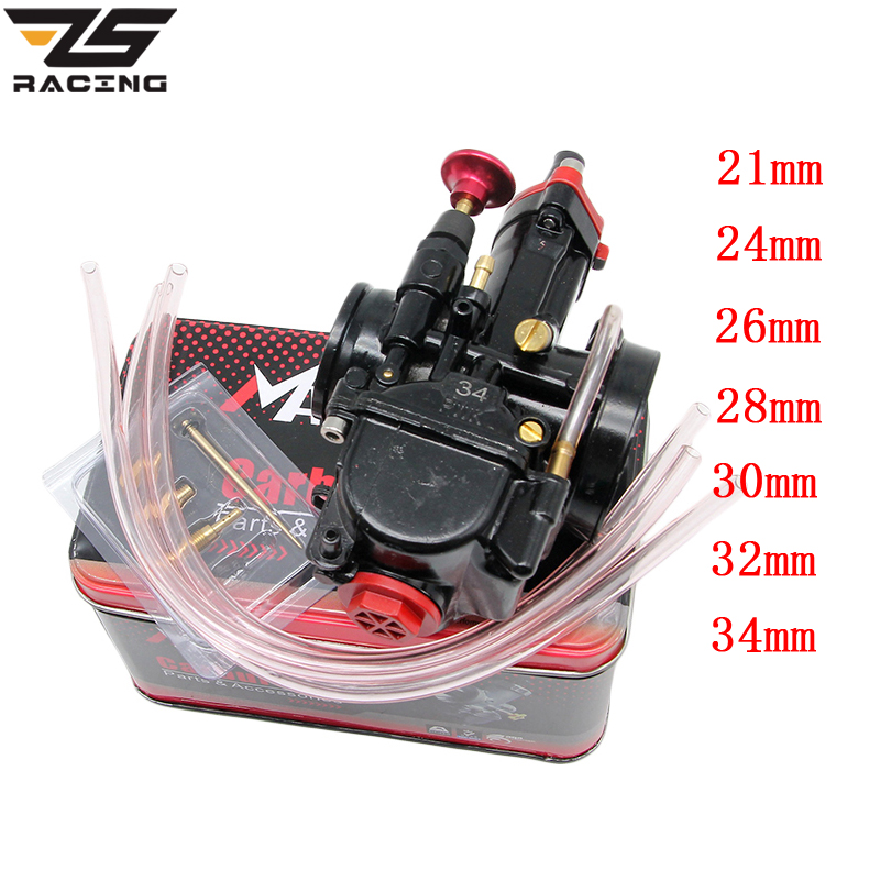 ZS Racing Super Class Motorcycle 21 24 26 28 30 32 34mm Universal Case For Mikuni