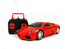Four channel simulation remote control car supercar playing children s font b toys b font