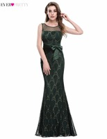 Clearance Sale Elegant Mermaid Evening Dresses Ever Pretty HE08792 New Floor Length Formal Prom Dresses