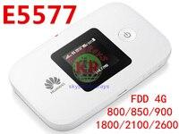 Desbloqueado HUAWEI E5577 e5577cs 321 4G LTE Móvel Wi fi Router 4g dongle wi fi mifi router wi fi bolso 3g 4 4g lte roteador sem fio g|pk| |  -