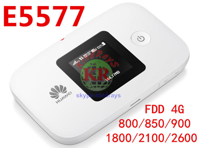 Unlocked HUAWEI E5577 e5577cs 321 4G LTE Mobile WiFi Router 4g wifi dongle mifi router pocket wifi 3g 4g router lte 4g wireless 3G/4G Routers Computer & Office - title=