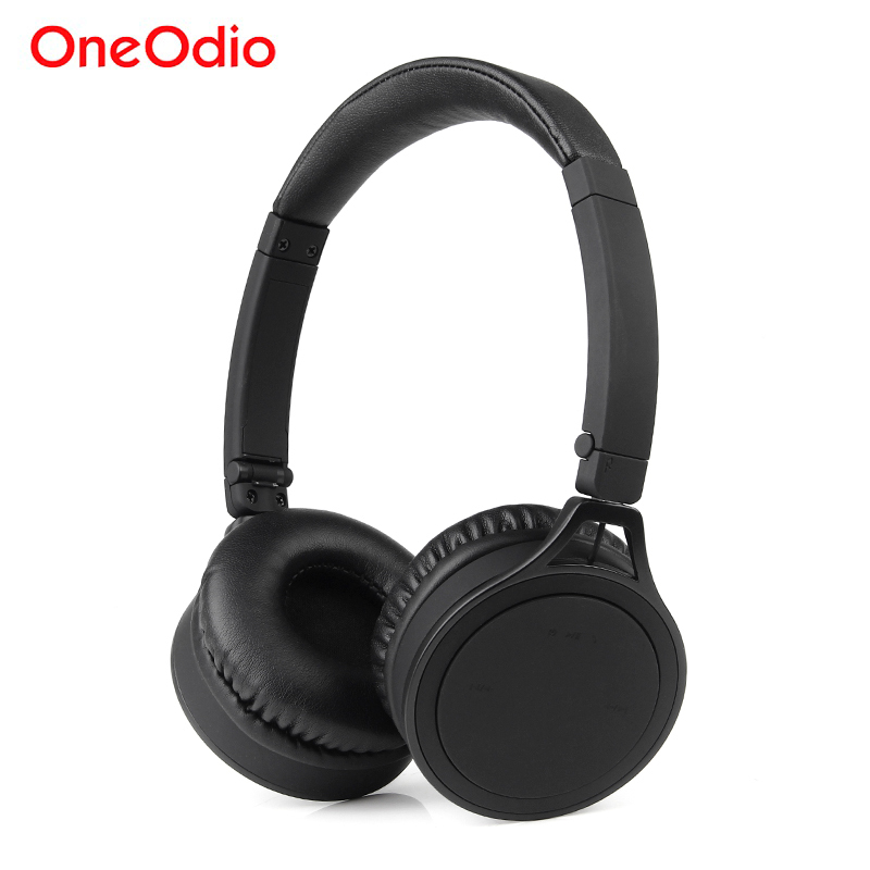 Oneodio Bluetooth Headphones With Microphone On Ear Sport Stereo Wireless Headset Bluetooth For Xiaomi iPhone Music Headphone oneaudio original on ear bluetooth headphones wireless headset with microphone for iphone samsung xiaomi headphone v4 1