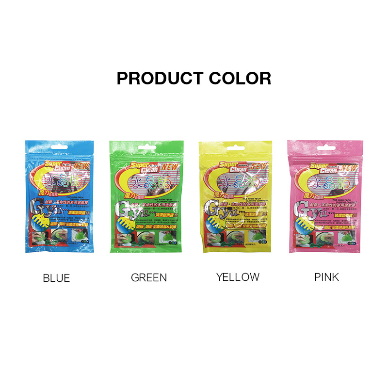 Hot Sale High-Tech Magic Dust Cleaner Compound Super Clean Slimy Gel For Phone Laptop PC Computer Keyboard Computer Cleaner