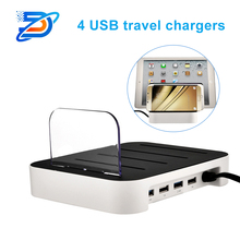 USB travel AMK-UD04 chargers