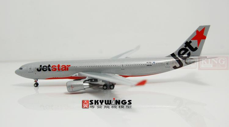 Aeroclassics A330-200 VH-EBA 1:400 Jetstar commercial jetliners plane model hobby sale phoenix 11221 china southern airlines skyteam china b777 300er no 1 400 commercial jetliners plane model hobby