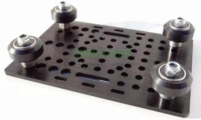 SWMAKER Openbuilds CNC milling DIY V Slot Gantry Set