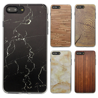 100pcs Marble Series Phone Case For Asus Zenfone Go ZC500TG 5-inch High Quality Painted TPU Soft Silicone Back Cover Shell