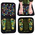 Reflexology Massage Mat Foot Stone Leg Pain To Relieve Walk Massager Mat Health Care Acupressure Pad Massageador