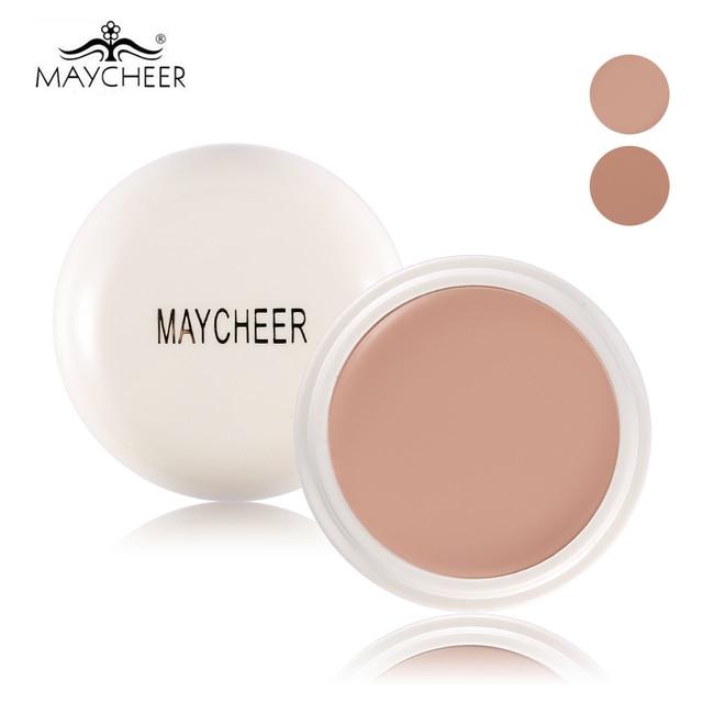 Perfect Face Concealer Moisturizer Oil-control Scars Freckles Black Eye Concealer Sun Block SPF30 Natural Makeup Primer