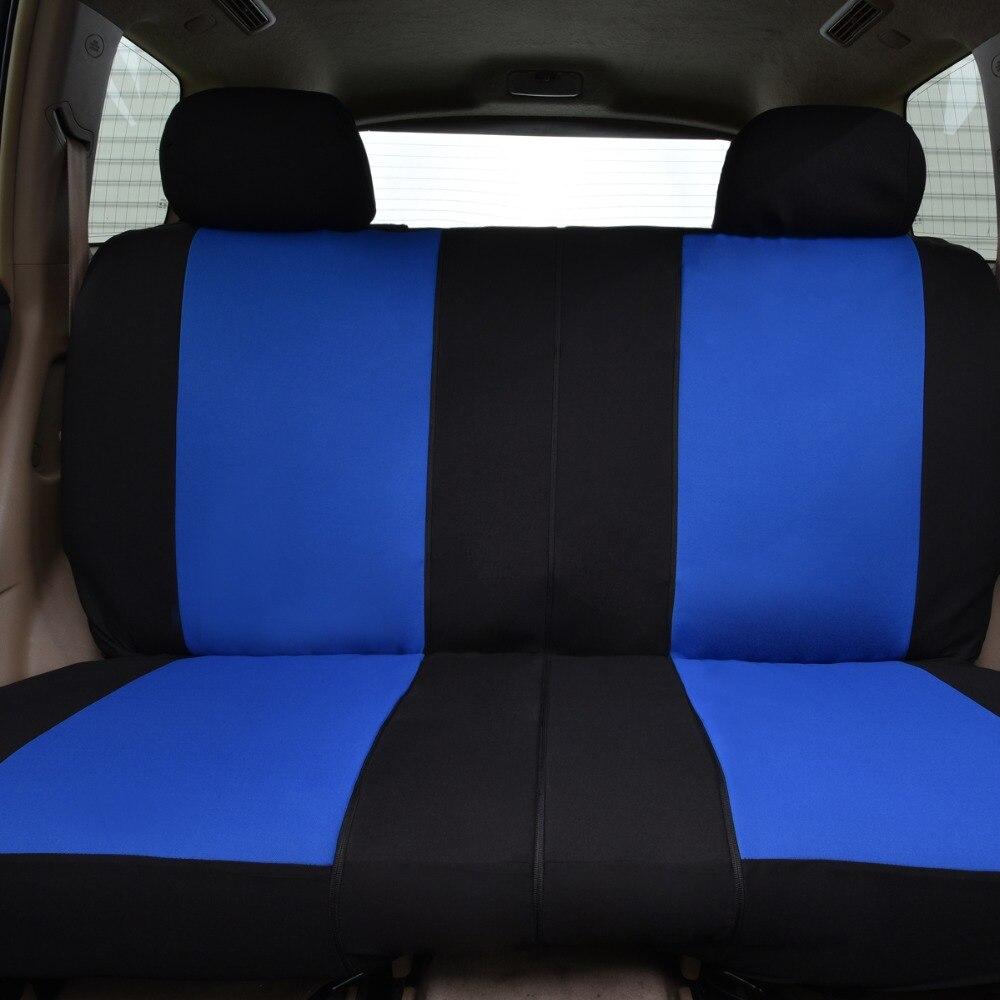 Car-pass Uus värvikas spordi seeria autode istmekatete universaalne - Auto salongi tarvikud - Foto 5