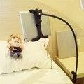 2016 360 rotación ajustable 70 cm cama Tablet PC soporte cama LazyBed sostenedor del soporte del teléfono para el iPad aire 2 para el iPad mini 1 2 3