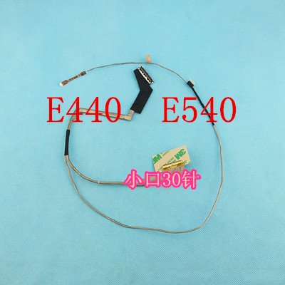 Genuine New  Laptop LCD Cable For Lenovo E540 E440 NEW PN DC02001VDA0 Replacement Repair Notebook LCD LVDS CABLE