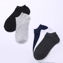 5 пар цельных носков с невидимая Лодыжка бамбуковое волокно носки с летом пропускающие воздух короткие носки для мужчин и женщин