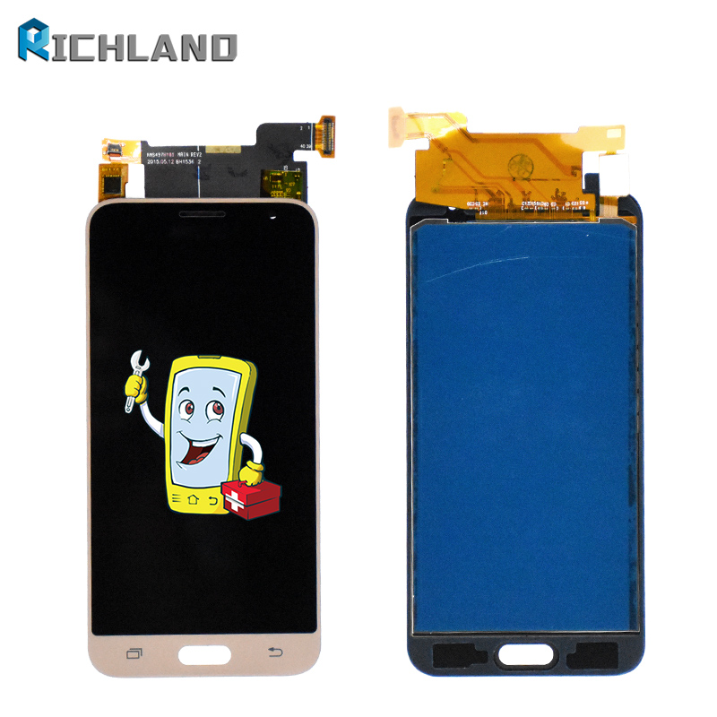 LCD Display For Samsung Galaxy J3 2016 J320F J320DS J320G J320M J320 LCD Touch Screen Digitizer Assembly Replacement+Repair toolLCD Display For Samsung Galaxy J3 2016 J320F J320DS J320G J320M J320 LCD Touch Screen Digitizer Assembly Replacement+Repair tool