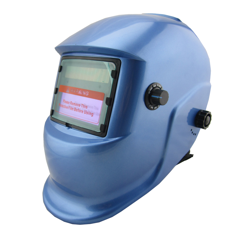 Solar  auto darkening/shading grinding function filter TIG MIG MMA CT welding mask/welding helmet/protect mask din7 din12 shading area solar auto darkening welding helmet protection face mask welder cap for zx7 tig mig welding machine