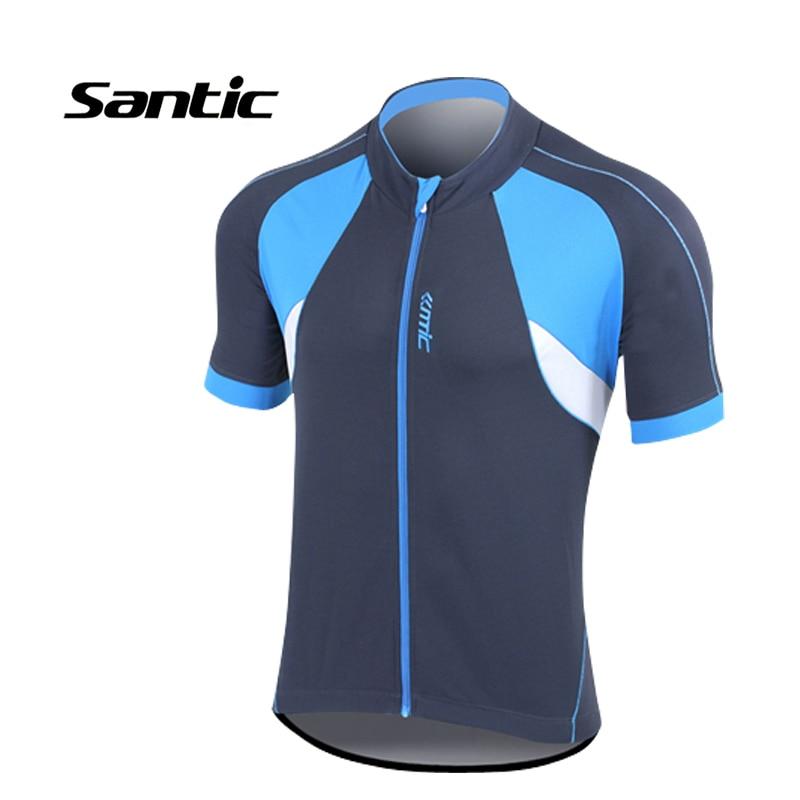 Santic gana short sleeve cycling jerseys jerseys mtb for Deporte gym