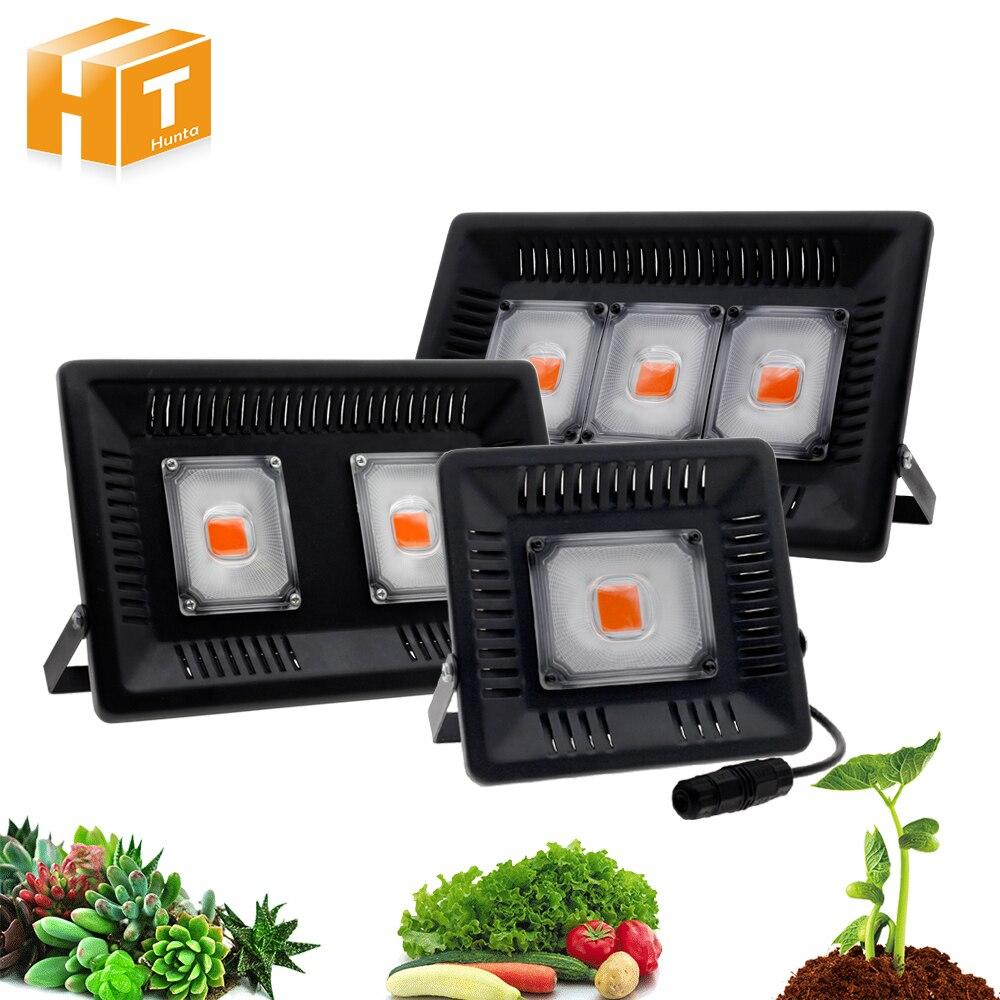 Светодио дный светать COB полный спектр IP67 Водонепроницаемый 50 Вт 100 Вт 150 Вт растут светодио дный для расти палатку или Otdoor растений.