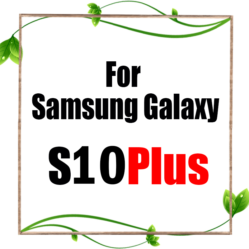 for galaxy S10 plus