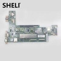 SHELI FOR Lenovo ThinkPad X1 CPU M3 6Y30 Tablet 4GB Wifi yTPM Motherboard 00NY787