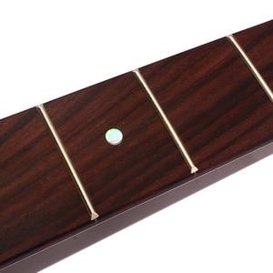 Image 4 - BASS Neck 4 string bass guitar 21 frest Maple panel rose wood Fingerboard  Guitar Accessories