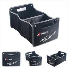 Стайлинга автомобилей///TRD Багажника Складной Большой Емкости Ящик Для Хранения Автомобиля Для Toyota Avensis Rav4 Land cruiser Corolla yaris